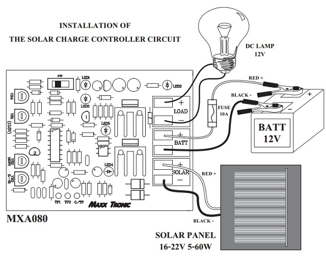 solar charge controller quality electronics store kingston