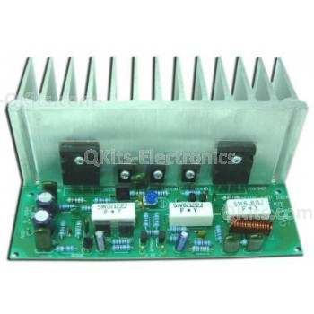 100 Watt Mono Power Amplifier Kit image