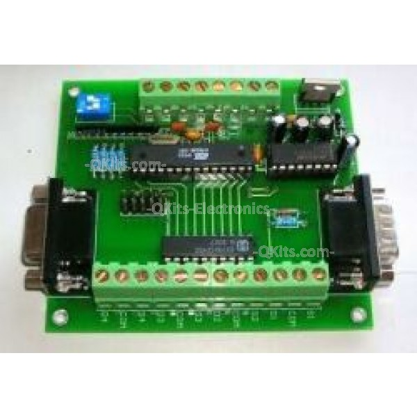 Programmable Stepper Motor Controller Quality Electronics Store Kingston Ontario Canada