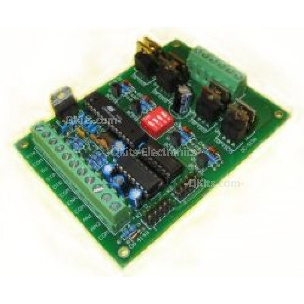 serial bipolar stepper motor driver quality electronics