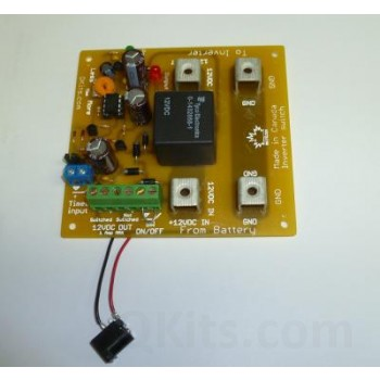 High Current Relay Switch image