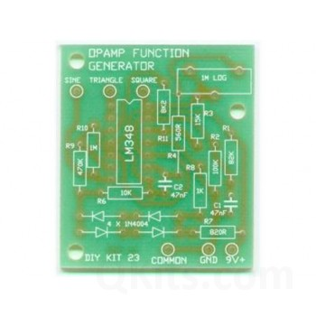 QK23 PCB Only