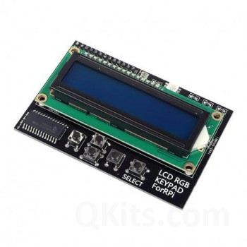 LCD display for the raspberry Pi