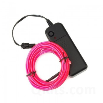 Electroluminescent Wire PINK