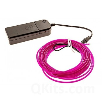 Electroluminescent Wire Purple