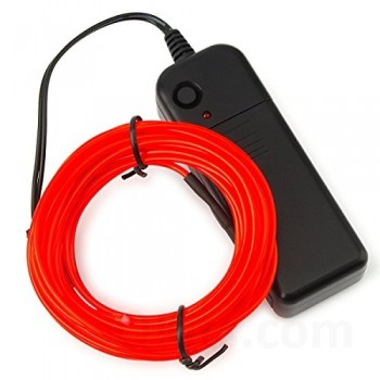 Electroluminescent Wire Red