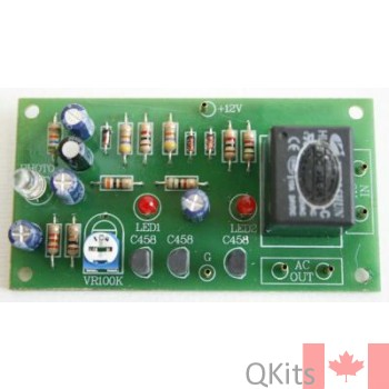Light Remote Control Switch Kit image