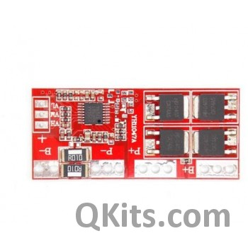 16.8V 4-series Lithium Battery Pack Overcharge/Over-discharge/Overcurrent/Short-circuit Protection Circuit Board