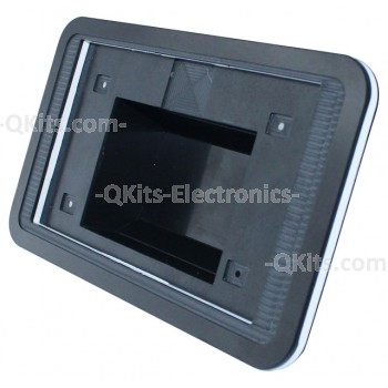MULTICOMP  CBRPP-TS-BLKWHT  RASPBERRY PI TOUCHSCREEN ENCLOSURE