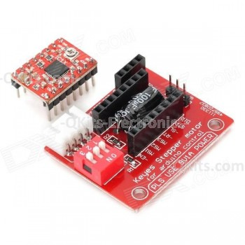 DRV8825 Motor Stepper Driver plus A4988