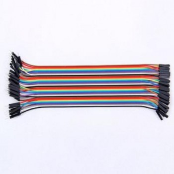 40 Pin Female to Male Jumper Cable image
