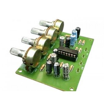 3 Channel Mic Mixer Pre-amplifier Module image