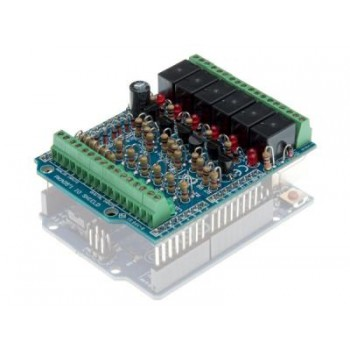 IN/OUT Shield for Arduino® image