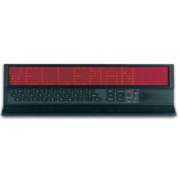 Moving Message Display with Keyboard image