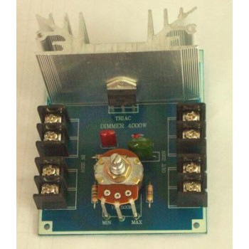AC Speed or Dimmer Control 2000 W image