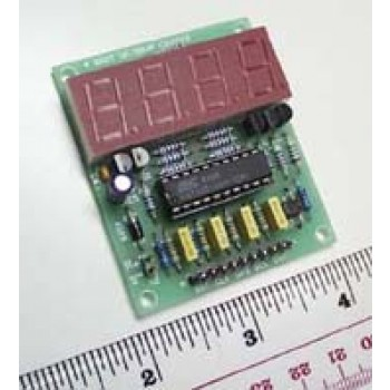 4 Digit Up/Down Counter kit image