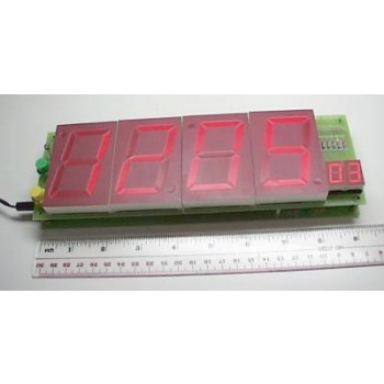 Large LED Clock Kit image