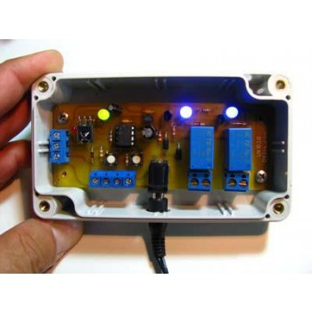 2 Ch Learning IR Receiver image