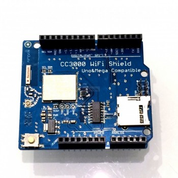 CC3000 wireless shield image