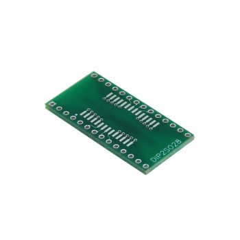 breakout board, T/SSOP to 28-pin DIP