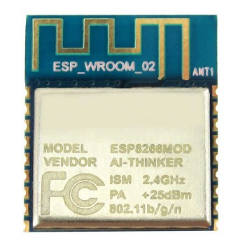 Wireless 8266 WiFi Module image