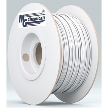 1.75mm PETG white 3D Printer Filament MG Chemicals