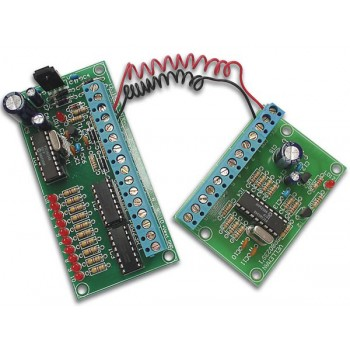 Velleman K80232 wire Remote Control Kit image