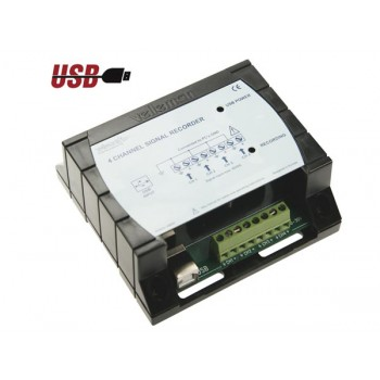 velleman K8047 4 Channel Recorder / Logger Kit image