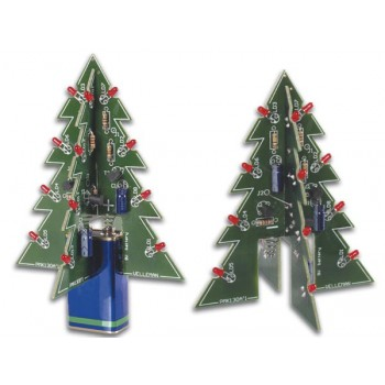 velleman mk130 3D Xmas Tree Kit image