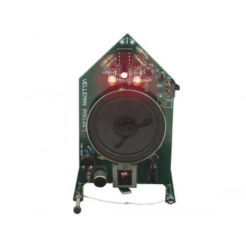 velleman mk166 Animated LED Ghost Kit image