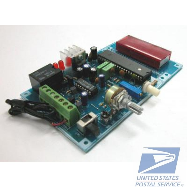 Digital Temperature Control Module - Timers and controllers QKits