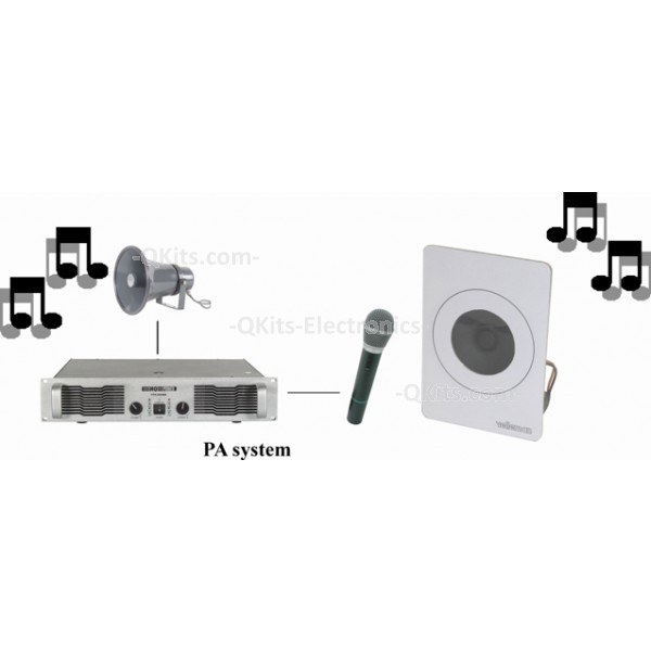 velleman mk177 Ding Dong Kit Quality Electronics Store ...