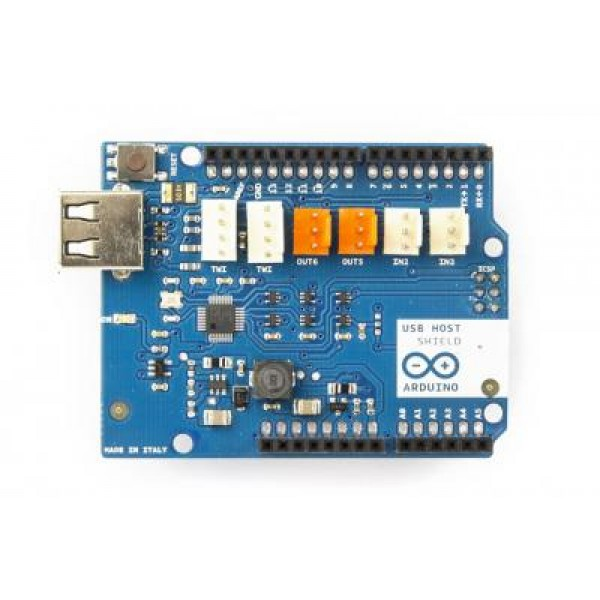 Arduino host shield qkits electronics store kingston