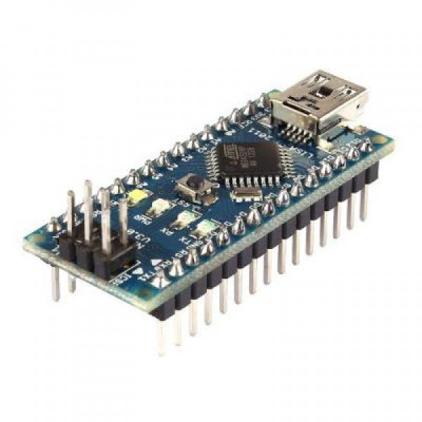 Arduino nano clone with usb cable qkits electronics store