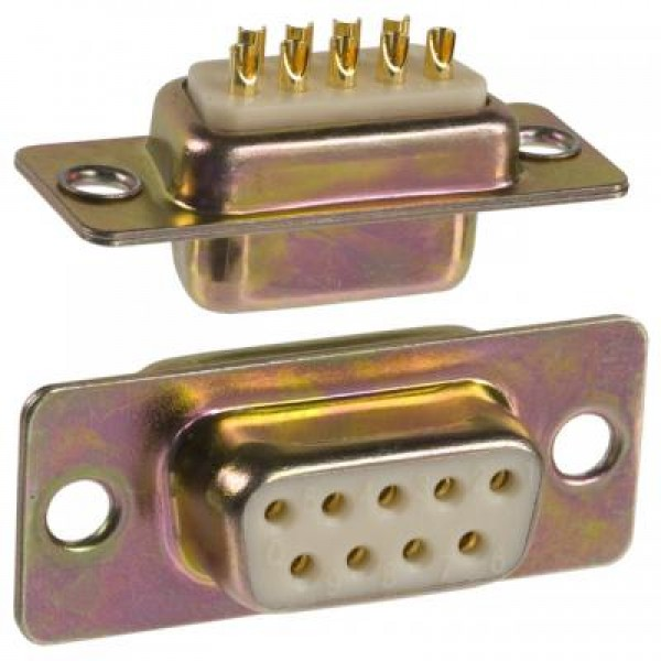 Db9 Connector Female Qkits Electronics Store Kingston
