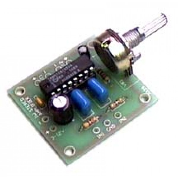 1W Stereo Audio Amplifier Kit - Audio Kits - Electronic Kits