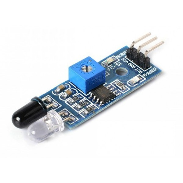 IR LED Diode Infrared Obstacle Detection Sensor Module 2