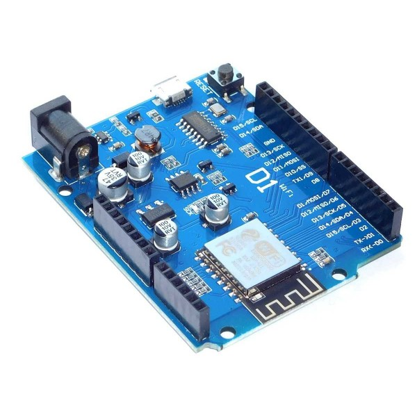 Arduino uno compatible wifi board based on esp ex qkits