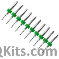 1.0mm Drill Bit Set