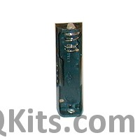 AA Battery Holder - 1 Cell, Solder Terminas