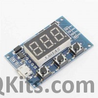 2 channel PWM with serial interface
