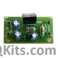 Down Converter Kit 12VDC to 6-9VDC image