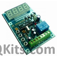 Digital Clock with Timer image