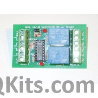 Dual HI/LO Switched Relay Kit image