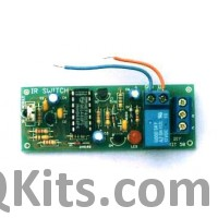Infra Red Remote Toggle Switch Kit image