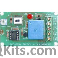 Light Dark Switch Kit with Hysteresis image