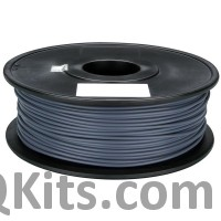 1.75mm PLA 3D Printer Filament Grey