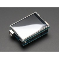 2.8 inch TFT Touch Shield for Arduino with Resistive Touch Screen image