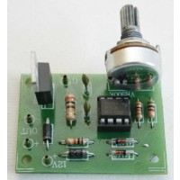 1.5A DC Motor Speed Control Module image