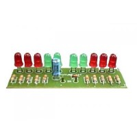 2 Way V.U. Meter Kit 10 LEDs image